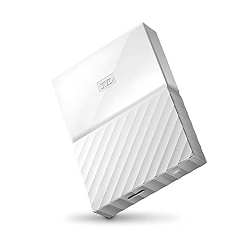 WD My Passport 2 TB Portable Hard Drive and Auto