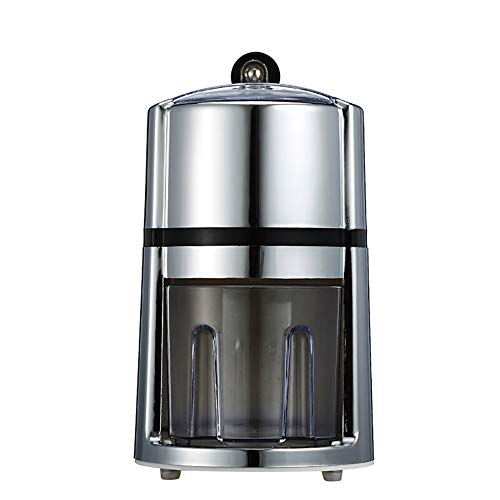 BSJZ Manuelle Eiscrusher Maschine können Sie schnell und einfach Ihre Eiswürfel zerkleinern Eiscrusher ideal um leckere Cocktails eiskalt zu servieren