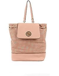 Carlton London Women's Handbag (Pink)