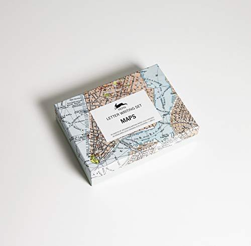 Maps: Letter Writing Set / Briefpapier Set / Set de Correspondence (PEPIN LETTER WRITING SETS)