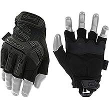 Mechanix Wear - M-Pact Fingerless Covert Gants (Medium, Noir)