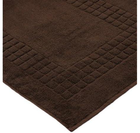 Serie di 6 asciugamanini in Cotone Egiziano 100/% Cioccolato Linens Limited Supreme