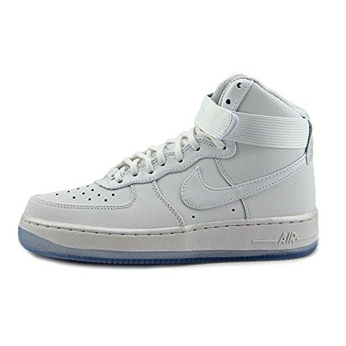 Nike 654440-105, Chaussures de Sport Femme Blanc