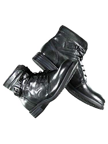 25980 Grau emilio adani Herren Softer Materialmix Sneaker