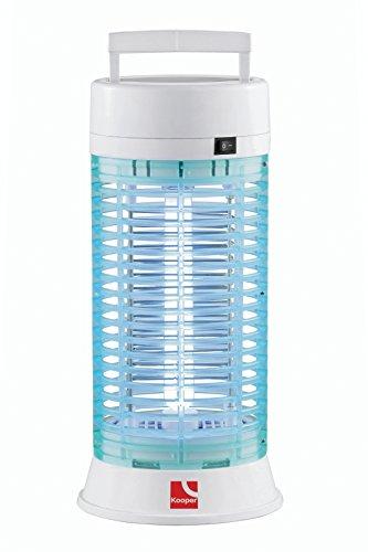 Kooper 2403821 Lámpara Matamosquitos Eléctrica, 11W en Blanco