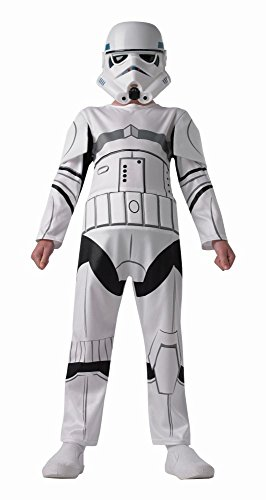Kind Rebels Kostüme Wars Star Stormtrooper (Star Wars Rebels Kinder Kostüm Stormtrooper Overall Maske)