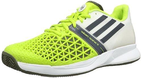 adidas - Climacool adizero Feather 3 RG, Scarpe da tennis Uomo - solsli/ngtsh