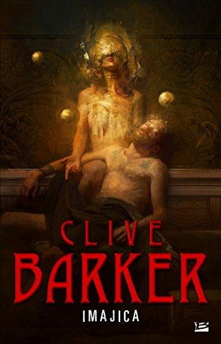 Imajica: L'intégrale par Clive Barker