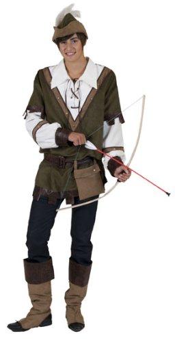 Robin Hood Kostüm Herren Gr. 52 ()