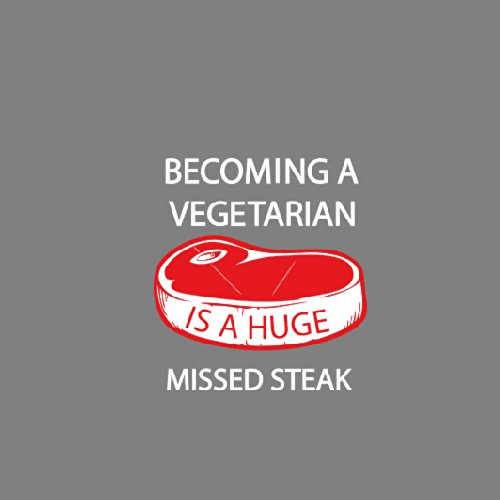 Huge missed Steak - Stofftasche / Beutel Oliv