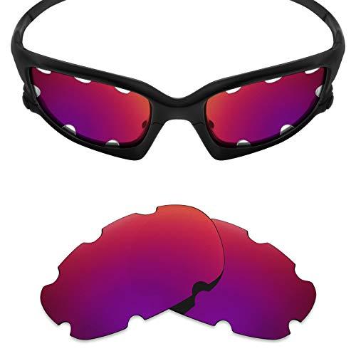 Mryok Ersatzgläser für Oakley Split Jacket Vented - Options, (Polarized - Midnight Sun), Einheitsgröße