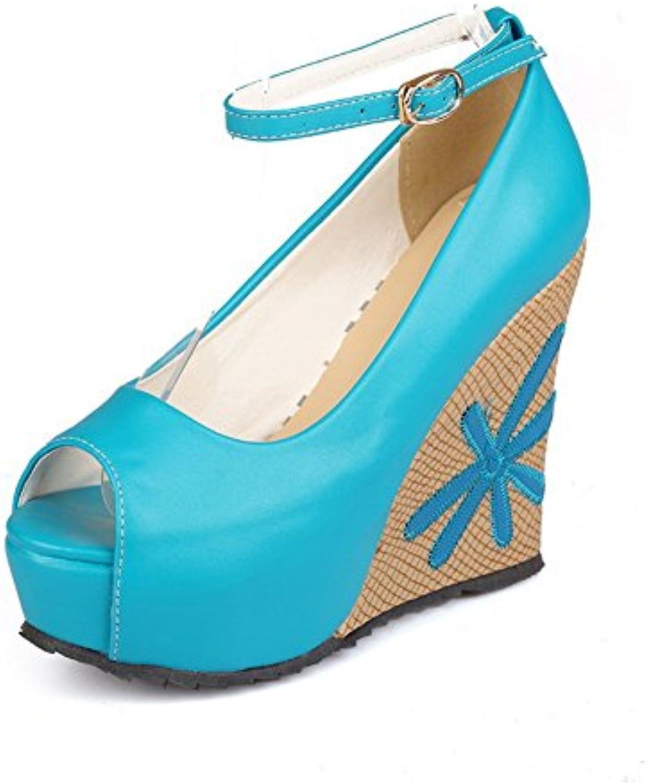 AdeeSu  40 s Pour Femme Bleu, 40  EU, SLC01066B01HIO6KUYParent efbec9