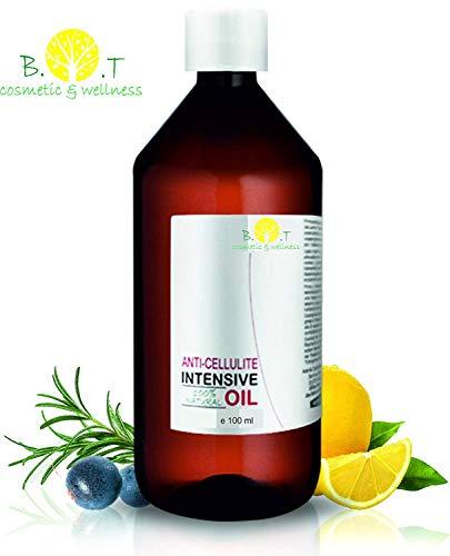 100% Natürlich Anti Cellulite-Öl Massage koerperoel Penetrieren Sie 6 Mal besser als Cellulite-Creme mit ätherischen Ölen Mittel gegen cellulite 100 ml