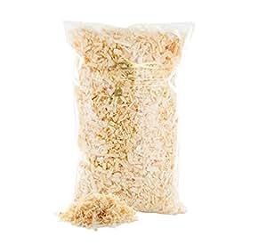 Gesundheitskissen.at 1kg Zirbenspäne 3. Wahl (ca. 50 Liter)   weniger duftintensiv, perfekt für Nager & Kleintiere als Einstreu   entstaubt & Zertifiziert