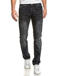 BLZ jeans - Jean bleu délavé avec poches fantaisie