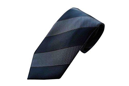 brioni-tie-handmade-in-italy-100-luxuy-silk-multi-dark-grey-stripe-pattern