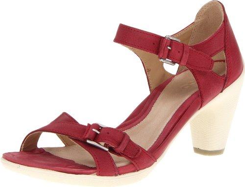 ECCO , Sandales pour femme Rouge - Brique
