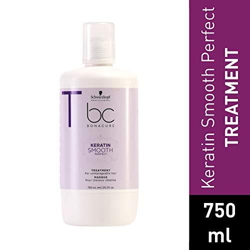 Schwarzkopf Professional BC Keatin Smooth Perfect Treatment, Purple, 750 ml