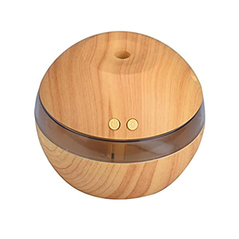 Humidificateur d'air–kingwo Air Aroma Essential Oil Diffuseur d'arômes à Ultrasons