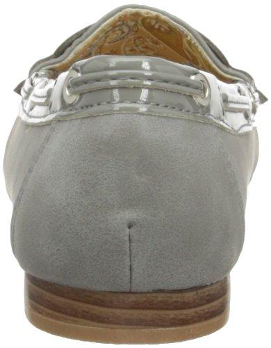 Lunar Flh630, Damen Slipper Grau (Grey)