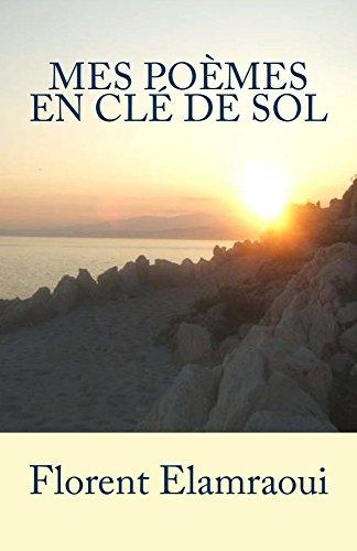 Couverture du livre Mes Poèmes En Clé de Sol