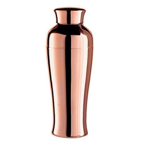 Oggi vergoldet Spiegel Finish hoch & Slim Cocktail Shaker, 0,75l/26oz, Kupfer Oggi Shaker