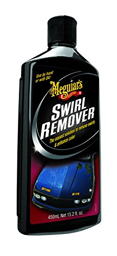 Meguiars Swirl Remover - Product to eliminate circular marks of the body of the car (450 ml)