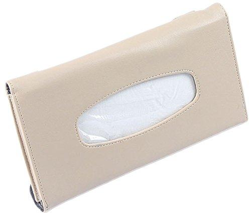 Preisvergleich Produktbild Nikgic Auto Sonnenblende Tissue Box Visor Tissue-Boxen Visor Clip Serviette Halter Zubehör