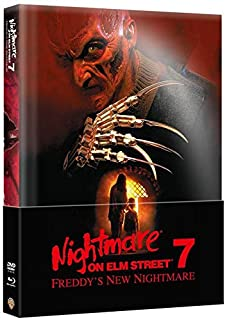 Nightmare on Elm Street 7 - Freddy's New Nightmare - Mediabook - Limitierte Special Edition (+ DVD) [Blu-ray]