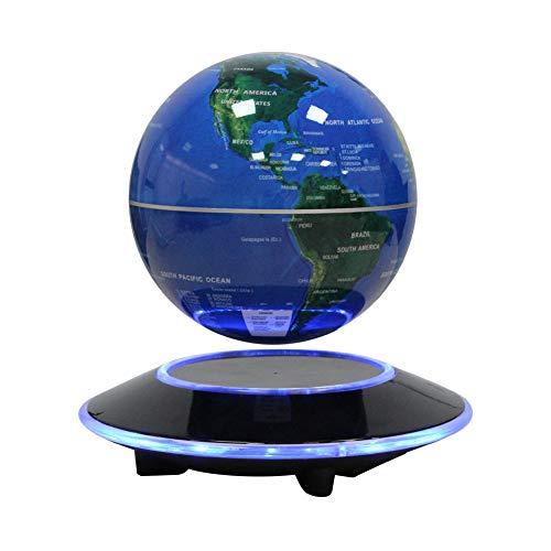 Globo Flotante levitación magnética Mapa Mundial