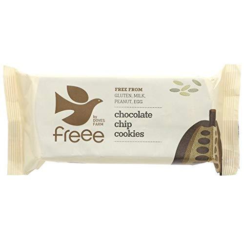 Galletas ecológicas de chocolate DOVES FARM (12 paquetes de 180 gr)