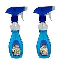 Sunshine Glass Cleaner,500ml,Pack of 2