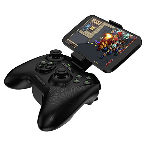 Razer Serval Bluetooth Gaming controller (Android Konsolen, Smartphones) schwarz