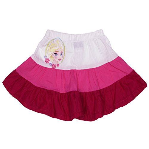 Disney - frozen - gonna - gonna a tubino -  ragazza rosa 7 anni