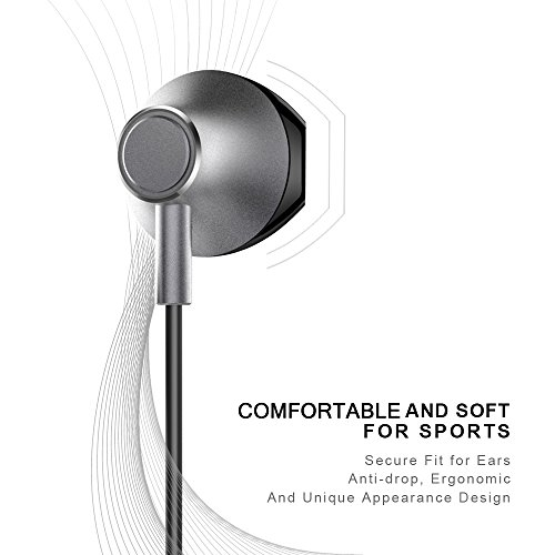 MobileGabbar Headphones with Mic for iPhone, Apple, iPhone 4/4s/5/5s/6/6s iPad with 3.5mm Jack(Multicolour) Image 3