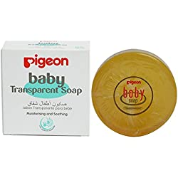 BABY TRANSPARENT SOAP W/O CASE, 80G