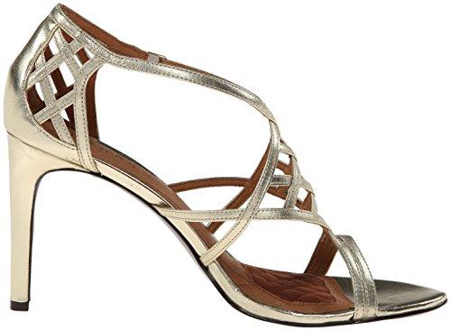 Lauren Ralph Lauren Sydney Dress Sandal Platino