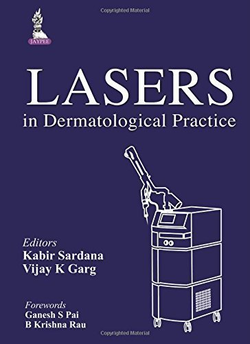 Lasers in Dermatological Practice by Kabir Sardana (2014-08-31)
