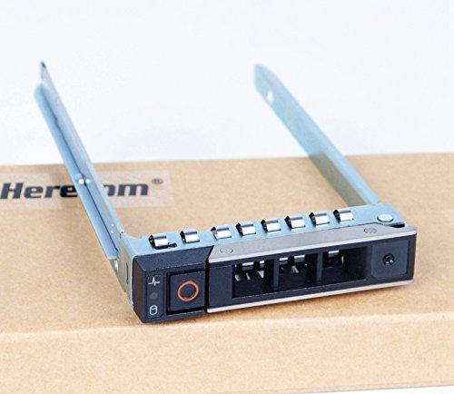 Heretom 2,5 Zoll DXD9H Tray Caddy 14 Generation Festplatten Rahmen für Dell PowerEdge R740 R740xd R940 R640 R540 R440 R340 R6415 R7425 mit 4 Schraube -