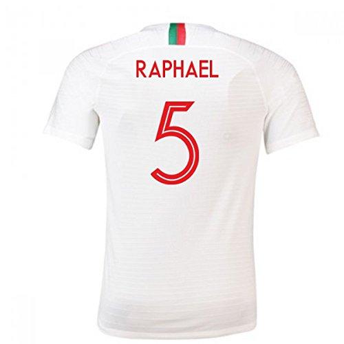 2018-2019 Portugal Away Nike Football Soccer T-Shirt Maglia (Raphael  Guerreiro 5 5638964d509d8