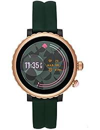 Kate Spade New York - Smartwatch Scallop para Mujer con tecnología Wear OS de Google, Verde - KST2016
