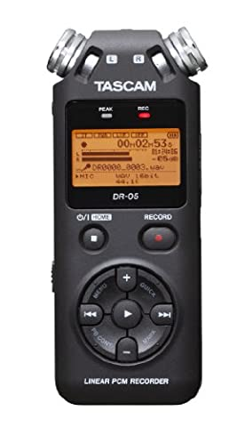 Enregistreur portable TASCAM DR-05V2