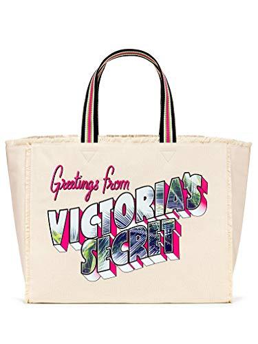 d52a757bd680a Victoria Secret Getaway Beach Tote Bag - Bolso bandolera, diseño de  primavera 2019 !