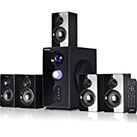 Nikai 5.1 Channel Home Theater System, NHT5000BTN