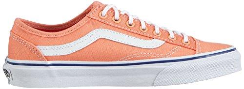 Vans Style 36 Slim, Chaussons Sneaker Adulte Mixte Orange (Canteloupe/True Fri)