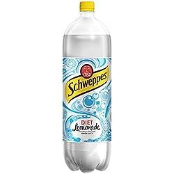 Schweppes-Diät-Limonade 2 Liter (Packung mit 6 x 2ltr)