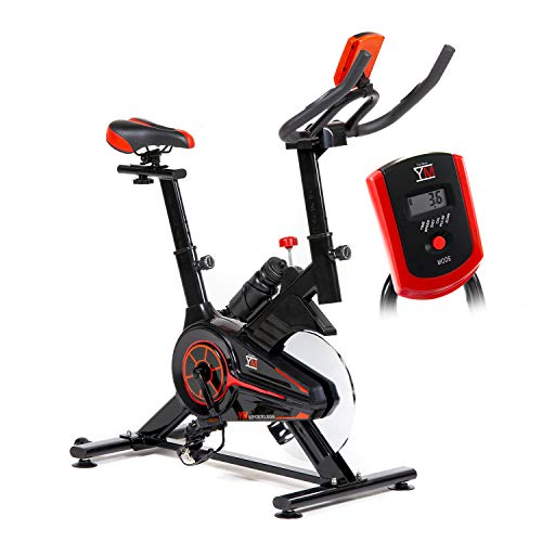 bicicleta de spinning y fitness «bike your move» para cardio
