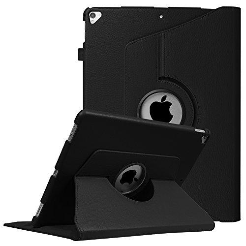 Case Ipad Stand (Fintie iPad Pro 12.9 Hülle - 360 Grad Rotierend Stand Cover Case Schutzhülle Tasche mit Auto Schlaf / Wach Funktion für Apple iPad Pro 12.9 (1st Gen 2015) / iPad Pro 12,9