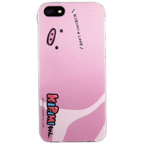 Kirimi'japonais caractère Local Coque rigide pour iPhone 5/5s Motif Longe-Chan)