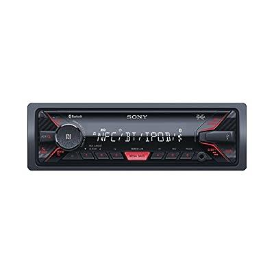 Sony DSX-A200UI Mechaless Autoradio (USB, AUX, MP3/WMA/Flac, Apple iPod/iPhone)